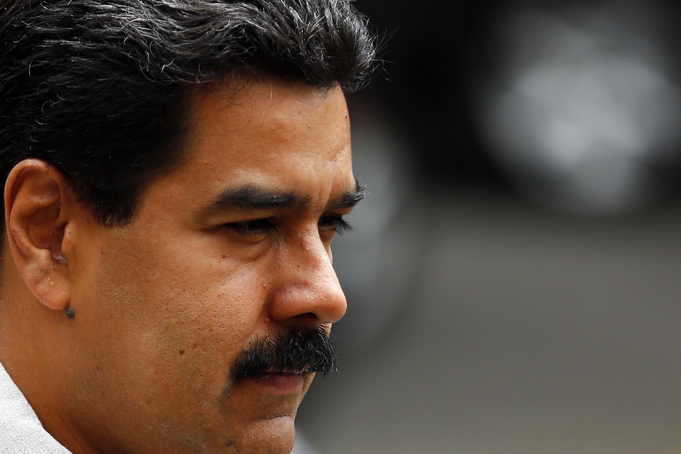 Le président Nicolas Maduro a surpris tout le monde en annonçant la création d'un vice-ministère pour le« Bonheur suprême du peuple».