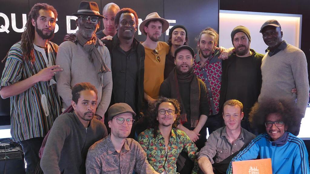 Touré Kunda et Abdul & The Gang à RFI.