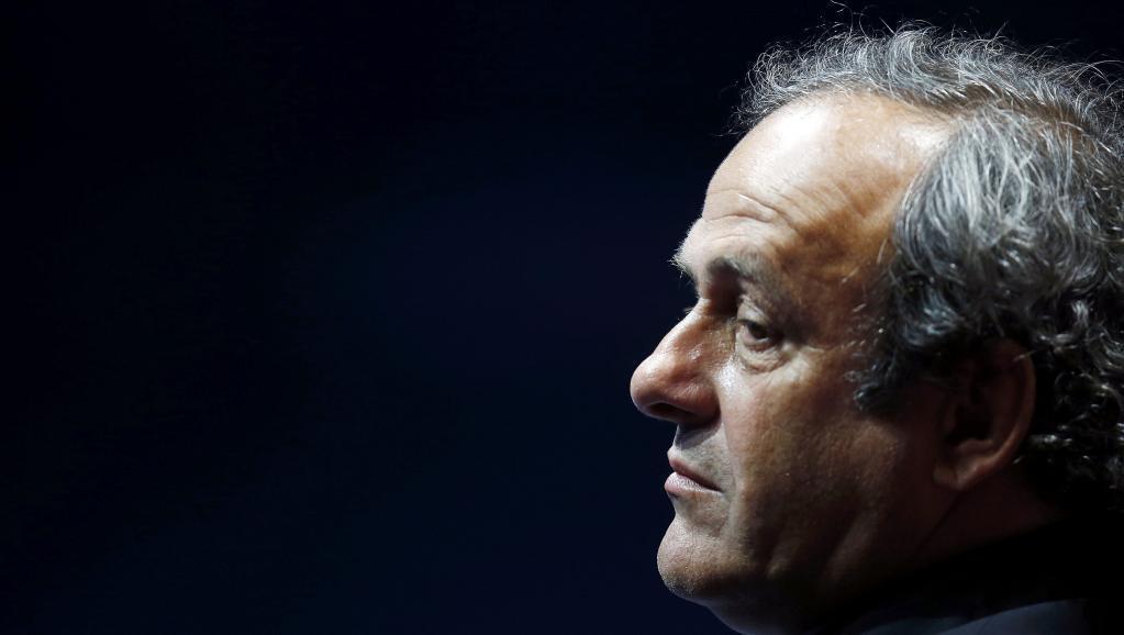 O ex-craque francês Michel Platini