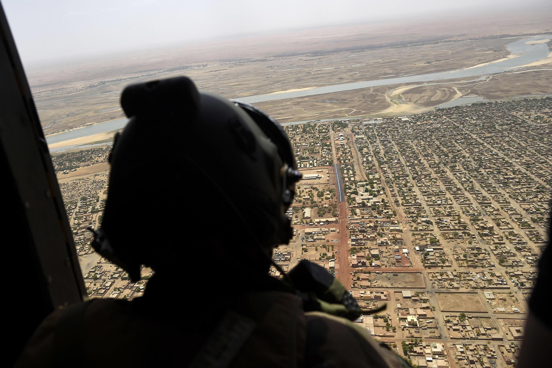 Le renseignement français s'inquiète d'une expansion d'al-Qaïda en Afrique de l'Ouest (photo prise au Mali en 2017).