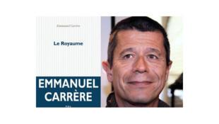 Emmanuel Carrère نویسنده کتاب Royaume