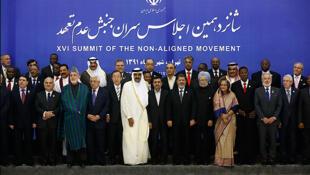 Les participants de ce 16e sommet étaient attendus sur le dossier syrien.