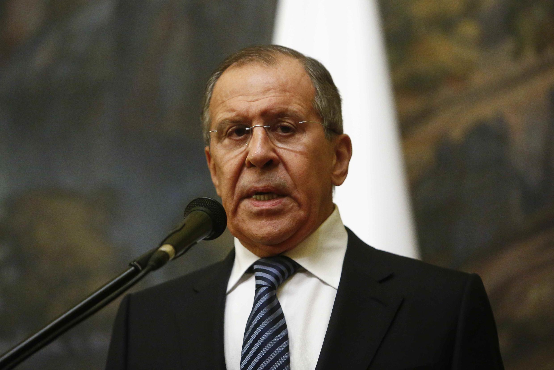 Ngoại trưởng Nga Sergueï Lavrov. (Ảnh chụp ngày 29/03/2018)