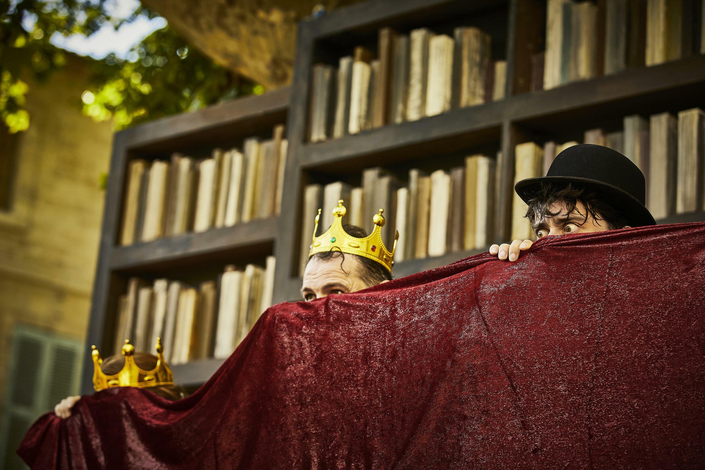 Hamlet à l'impératif par Olivier Py au Festival d'Avignon 2021