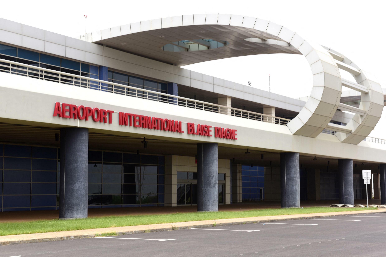 aeroport senegal dakar