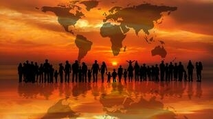 Em 2100, 40% da humanidade será africana