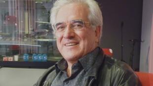 El escritor Eduardo García Aguilar en RFI