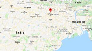 Mulheres tiveram cabeças raspadas na aldeia em Vaishali, Bihar India