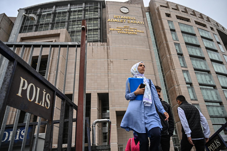 Le palais de justice d'Istanbul, en Turquie (image d'illustration).