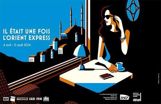 """A exposição """"Era uma vez o Oriente Express"""" relembra o glamour de uma das rotas ferroviárias mais famosas do mundo."""