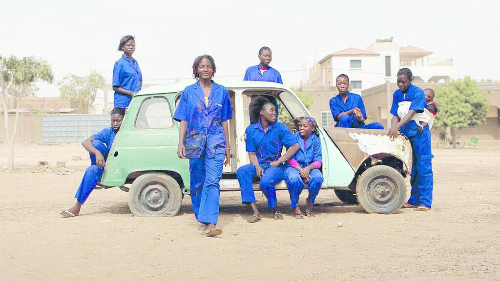 Image extraite du film «Ouaga girls» de Theresa Traore Dahlberg.