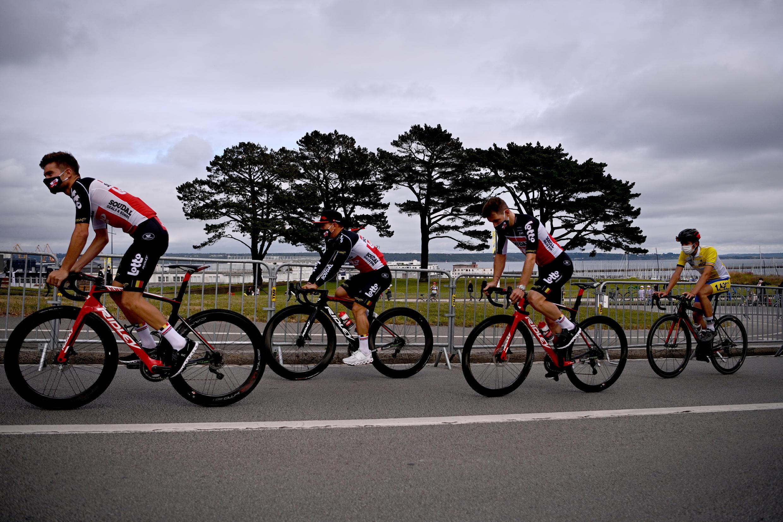 La 108e édition du Tour de France commence le 29 juin 2021 à Brest