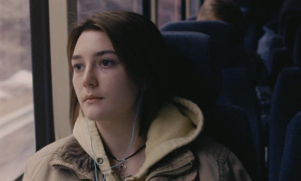 Кадр из фильма Элайзы Хиттман «Никогда редко иногда всегда»