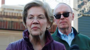 الیزابت وارِن، سناتور دموکرات ایالت ماساچوست March 5, 2020