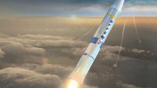 """اسرائیل به آزمایش سیستم ضد موشکی """"Arrow 3"""" اقدام کرد."""