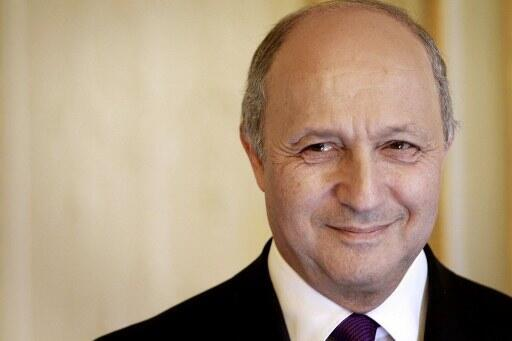 Лоран Фабиус, министр иностранных дел Франции