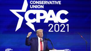 Etats-Unis - Donald Trump - CPAC