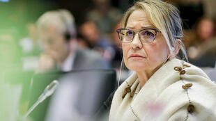 La eurodiputada Inmaculada Rodríguez-Piñero Fernández, miembro de la Comisión de Comercio Internacional del Parlamento Europeo.