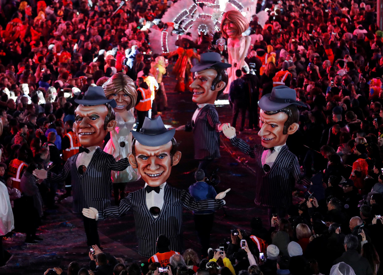 Carnaval de Nice virou laboratório para novo dispositivo de vigilância