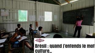 """O jornal Libération dedica seu editorial ao projeto Escola """"Sem Partido"""" no Brasil."""