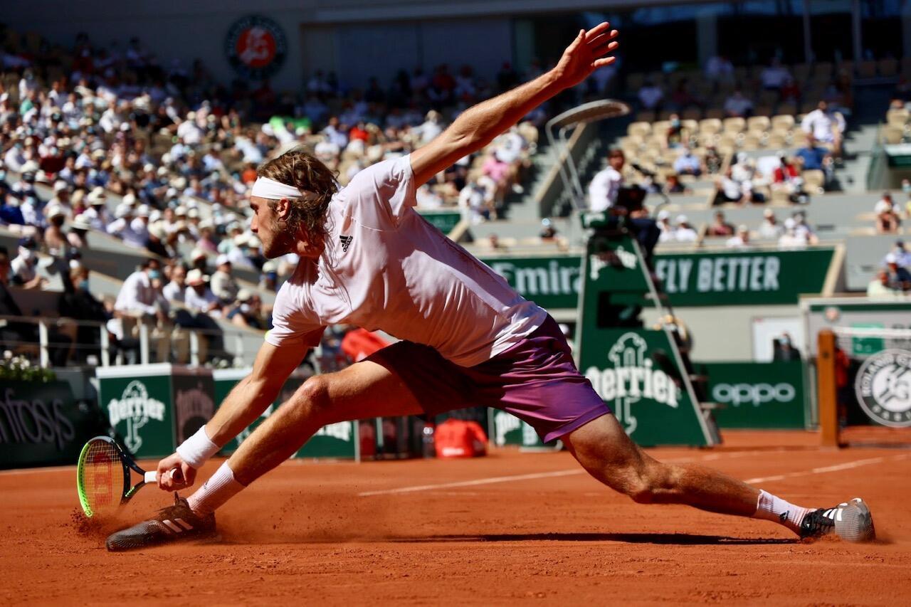 Циципас — самый молодой финалист «Ролан Гарроса» со времен Рафаэля Надаля, выигравшего турнир в 2008 году.