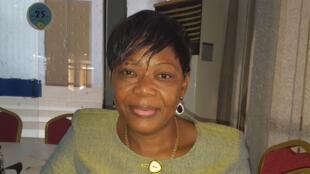 Patricia Badolo, directrice générale de la Chambre des métiers de l'artisanat du Burkina Faso.