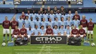 Wachezaji wa Manchester City