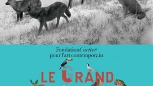 Affiche de l'exposition «Le Grand Orchestre des Animaux».