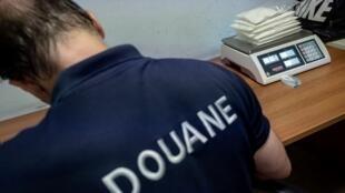Saisie de cocaïne par la douane française en Guyane en janvier 2019 (image d'illustration).