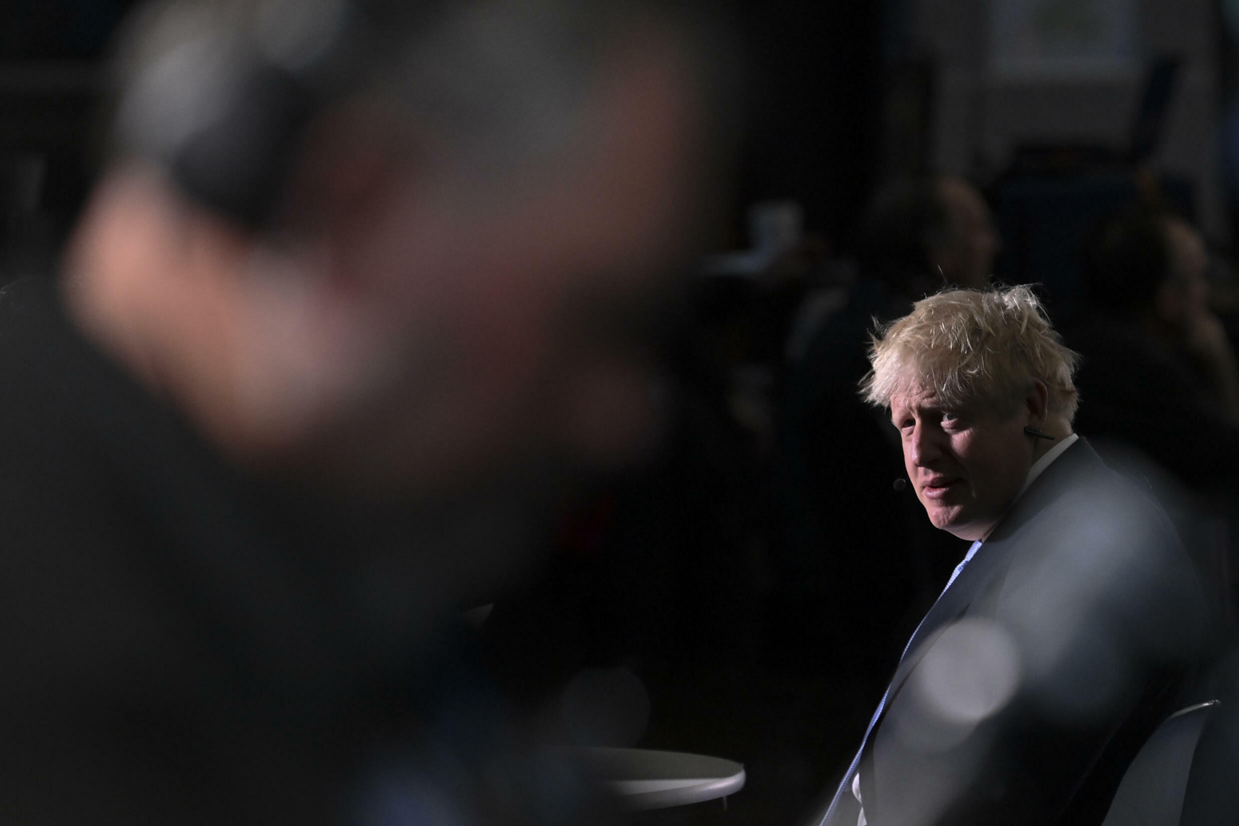Johnson is expected to explain Britain's current problems as unavoidable to reset the economy post-Brexit