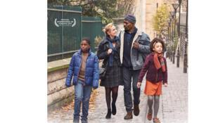 Affiche «Une saison en France», de Mahamat-Saleh Haroun. Sortie en salles le 31 janvier 2018.