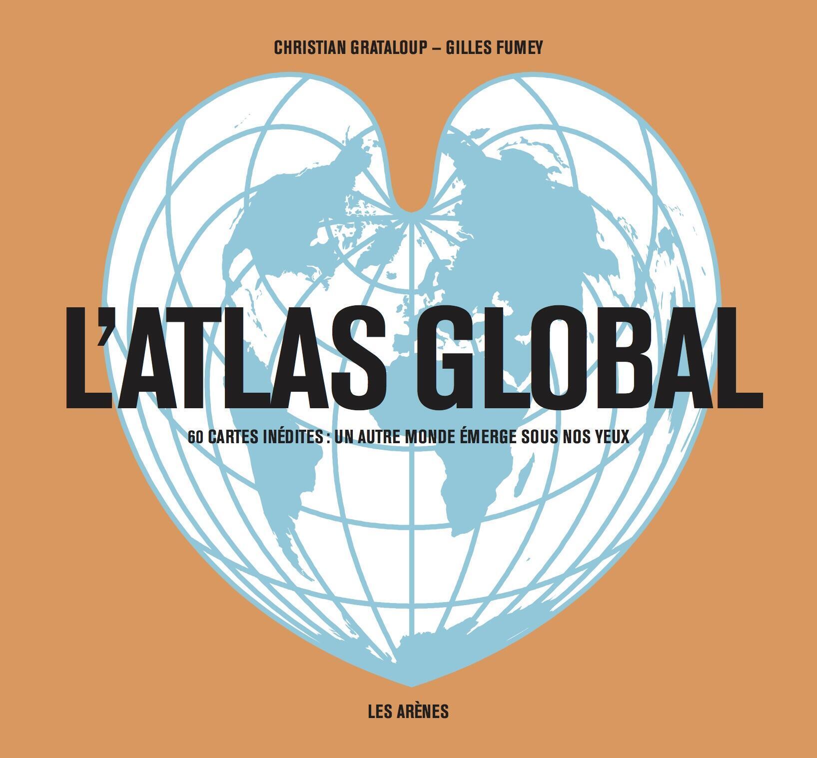 Couverture de l'Atlas Global.