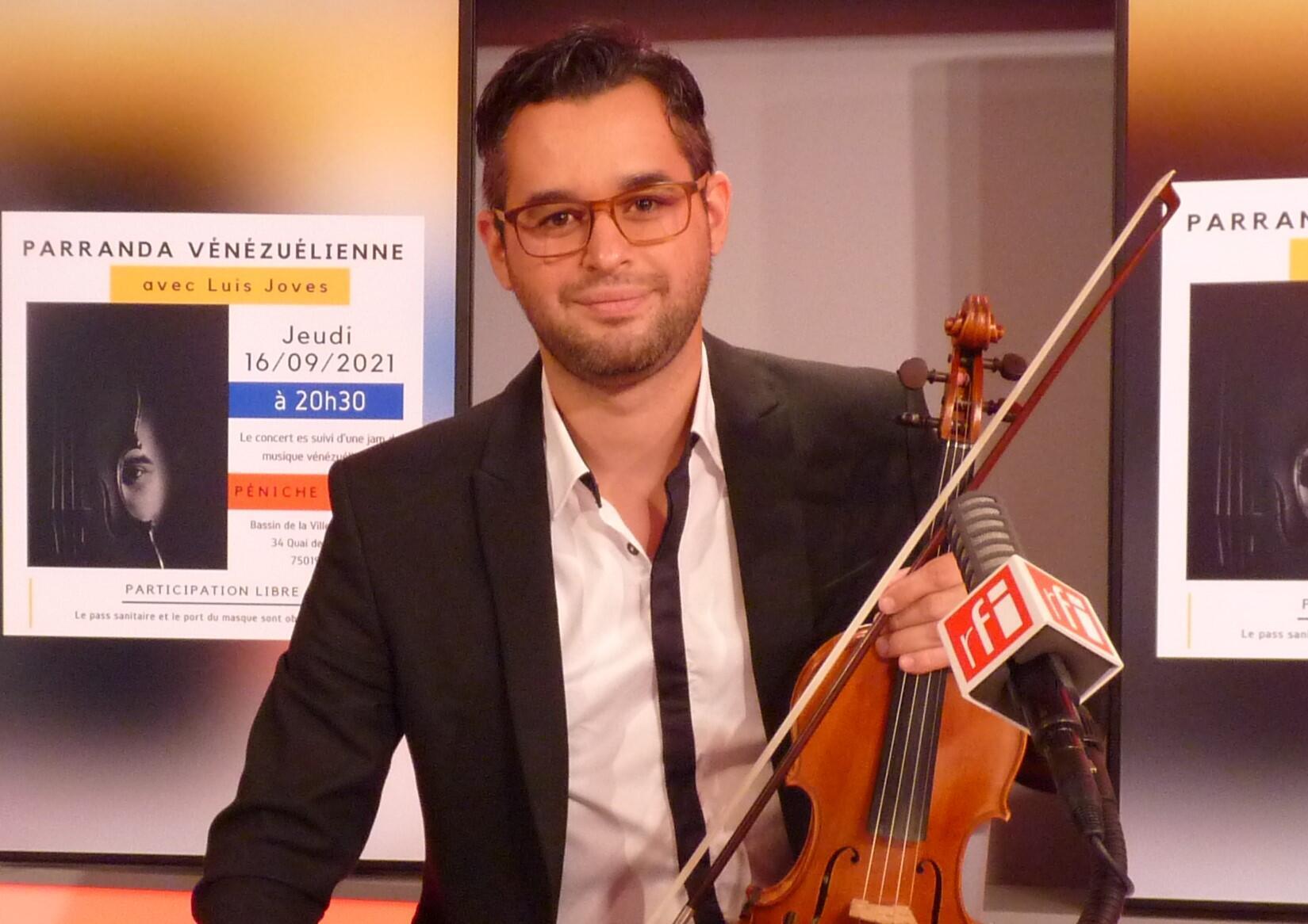 Luis Miguel Joves en RFI