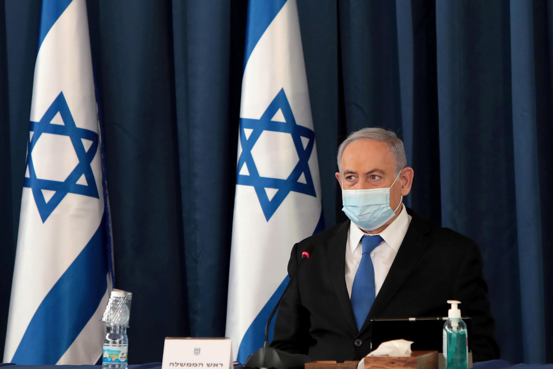 نتانیاهو، نخست وزیر اسرائیل