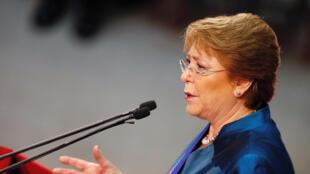 میشل بشله، کمیسرعالی سازمان ملل متحد برای حقوق بشر
