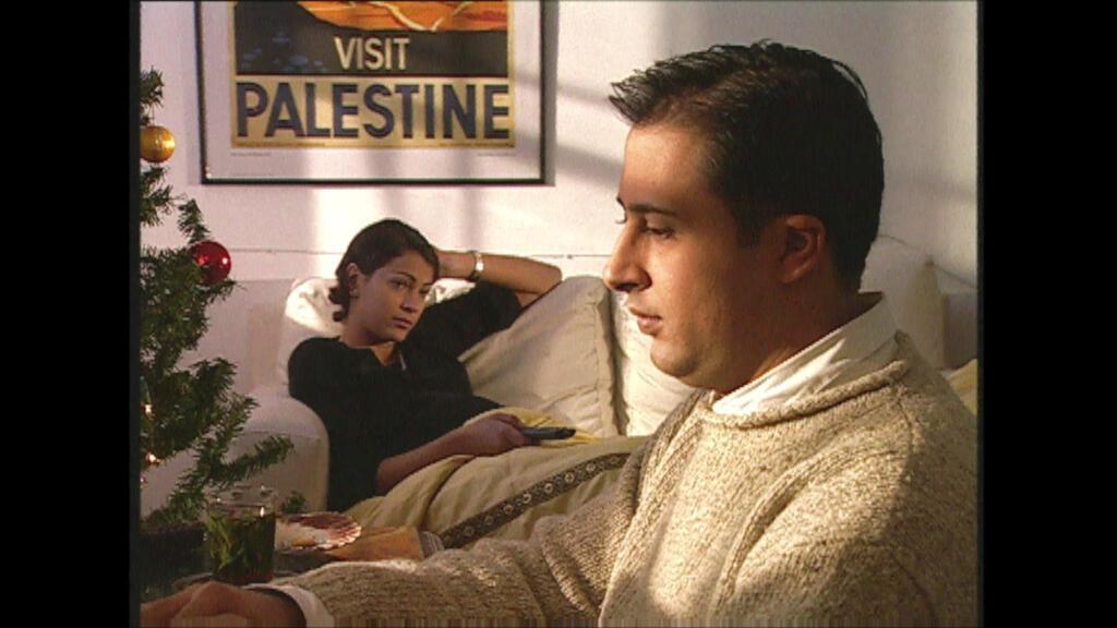«Cyber Palestine», d'Elia Suleiman, 2000.