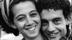 Marie-Clémence et César Paes