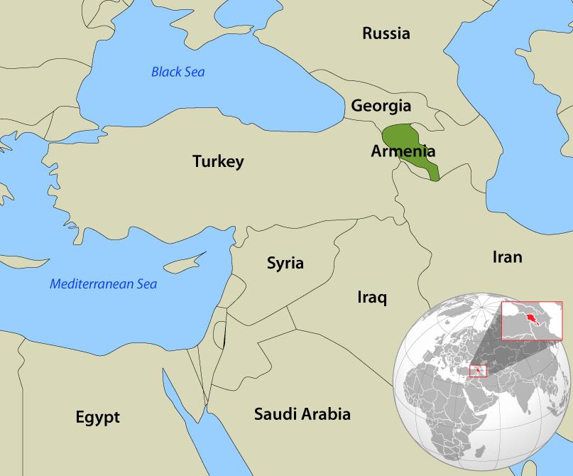 Turkey, Armenia and region today