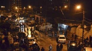 En janvier 2015, un attentat-suicide contre un café fréquenté par des membres de la communauté alaouite à Tripoli, dans le nord du Liban, a fait 9 morts et 36 blessés. L'attaque a été revendiquée par le Front al-Nosra, la branche syrienne d'al-Qaïda.