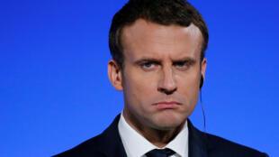 Macron e os eleitores: o fim da lua-de-mel?