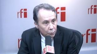 Dominique Paillé, ancien porte-parole de l'UMP et conseiller de Jean-Louis Borloo, président de l'UDI.