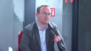Damien Abad sur RFI le 18 juillet 2019.