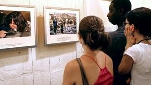 The Visa pour l'image festival in Perpignan attracts thousands of visitors every year