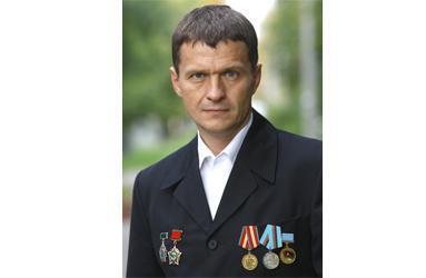 Олег Волчек, руководитель минской правозащитной организации «Правовая помощь населению»