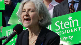 Jill Stein alieyekuwa mgombea wa chama cha Green katika uchaguzi wa nchini Marekani, ambaye ametaka kuhesabiwa upya kwa kura