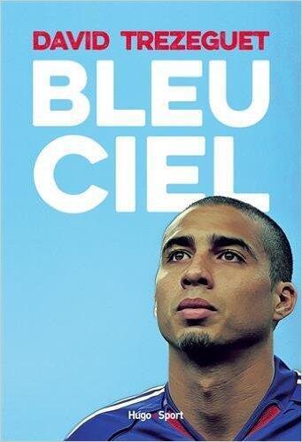 Carátula del libro 'Bleu ciel'.