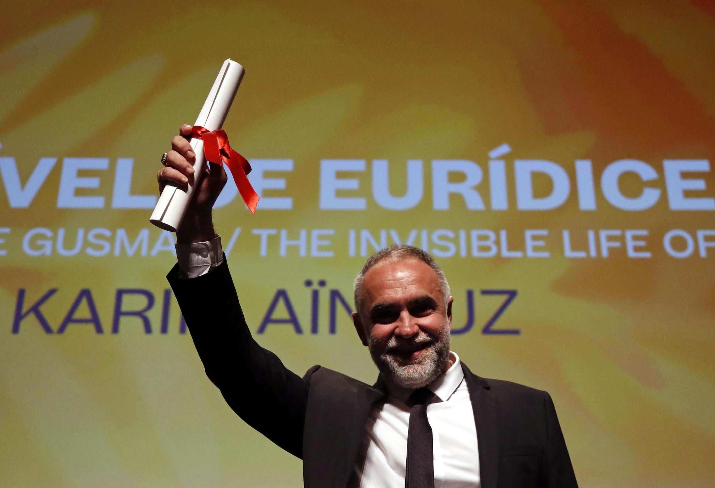 کریم آینوز، کارگردان برزیلی