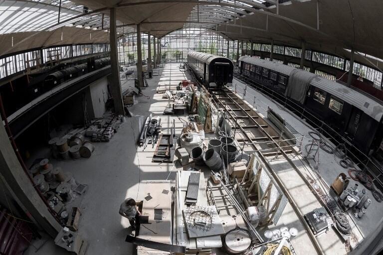 В бизнес-инкубаторе Station F смогут разместиться более тысячи компаний-стартапов.