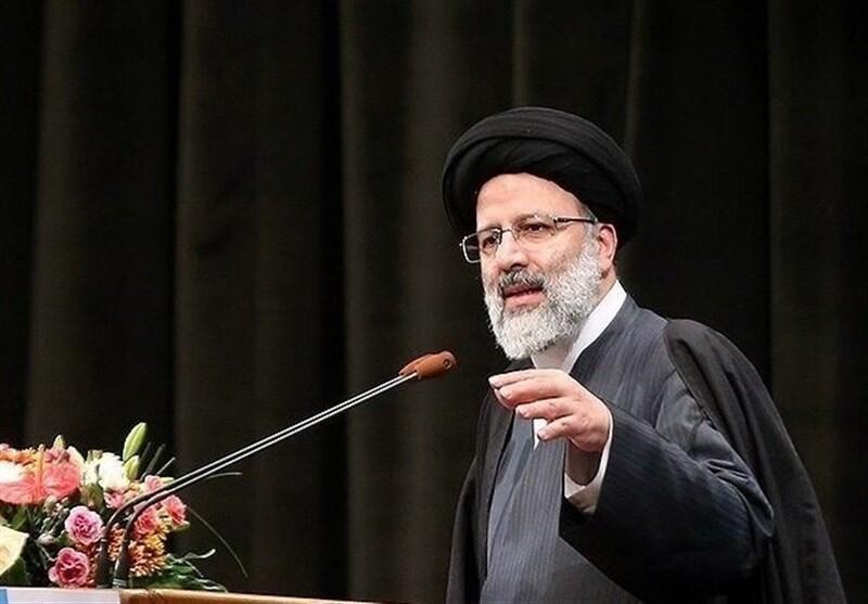 ابراهیم رئیسی رئیس قوۀ قضائیه ایران