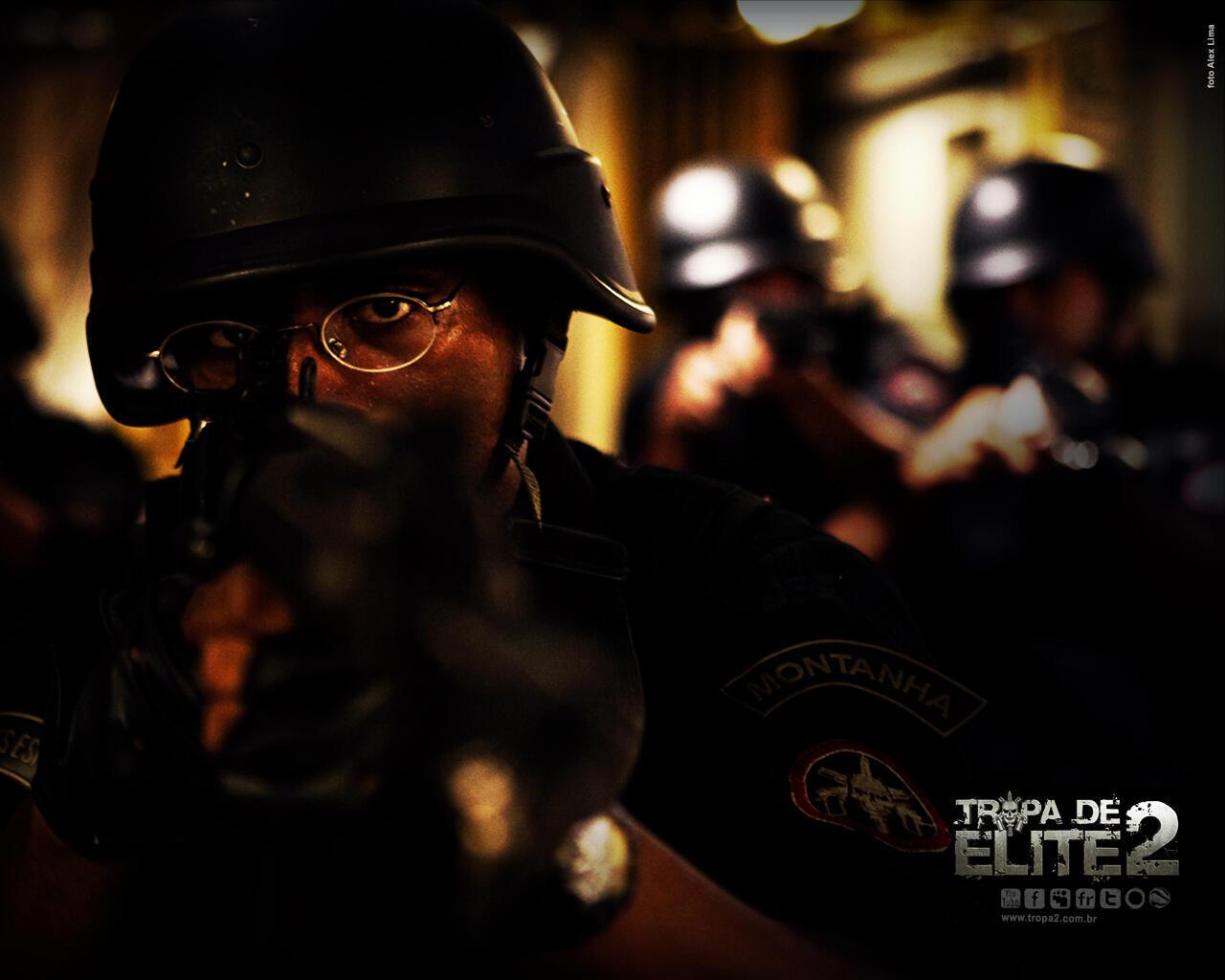 Tropa de Elite 2 estreia no Festival de Cinema de Berlim.